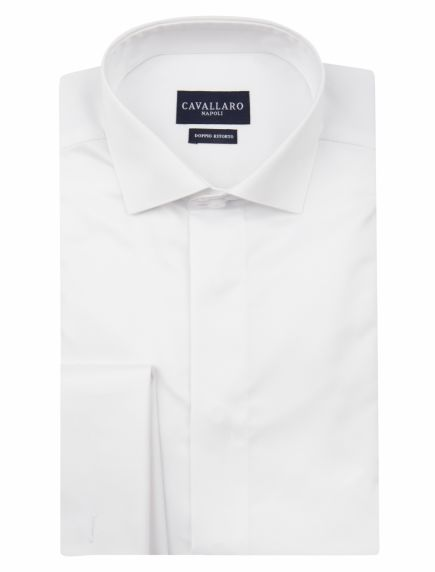 Nosto Ceremonial Bianco Shirt