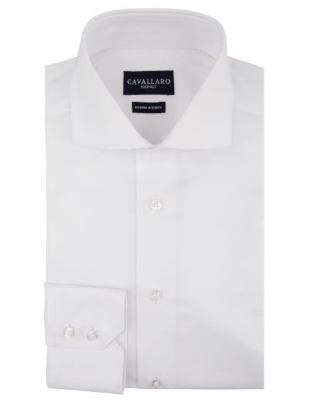 NOS Oxford Bianco Overhemd