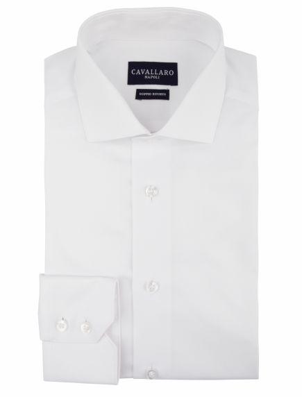 Nosto Oxford White Shirt