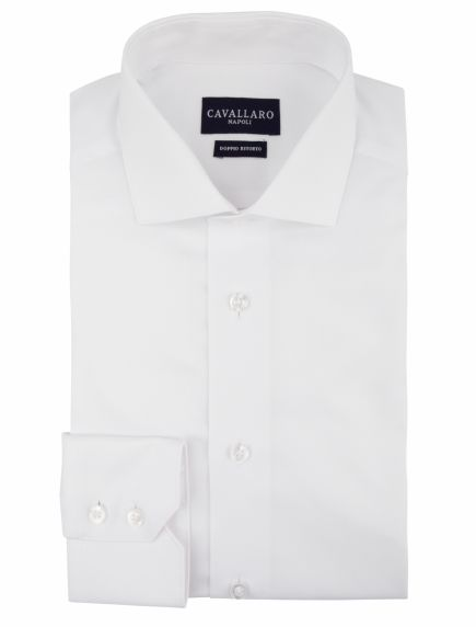 Nosto Oxford White Shirt