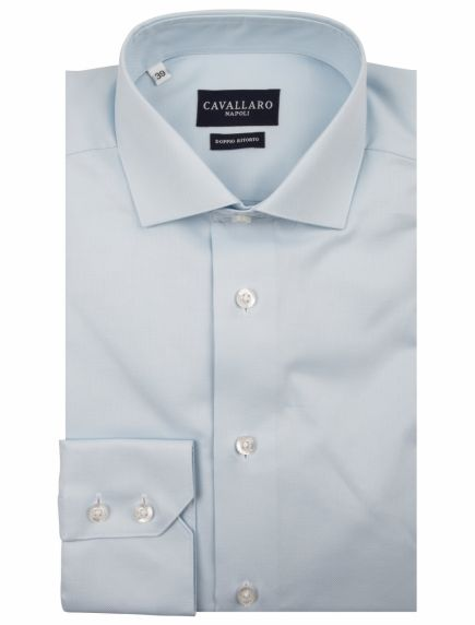 Nosto Oxford Light Blue Shirt