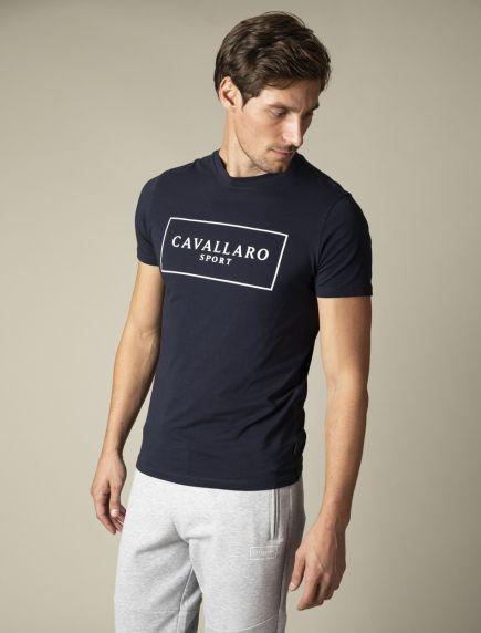 Cavallaro Sport R-Neck Tee