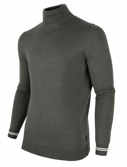 Romagno Roll Neck Pullover