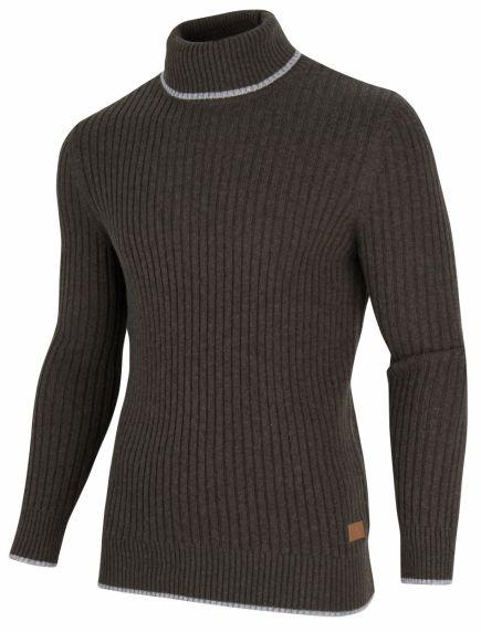 Portici Roll Neck Pullover