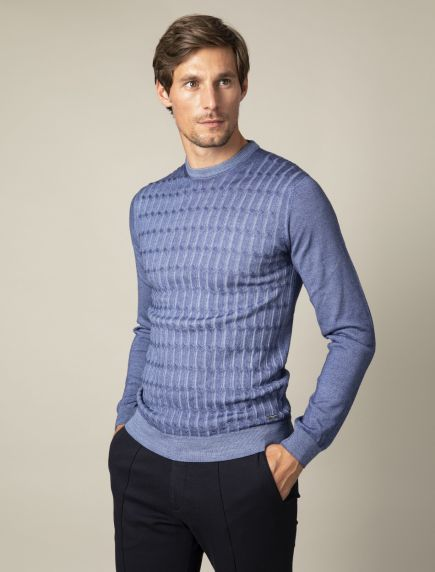Testo Garment Dye Pullover
