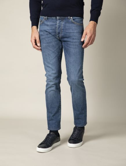 Fresco Denim broek