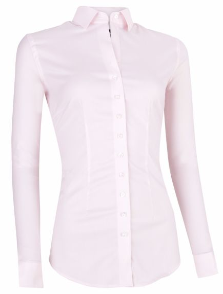 Pink NOS Business Blouse