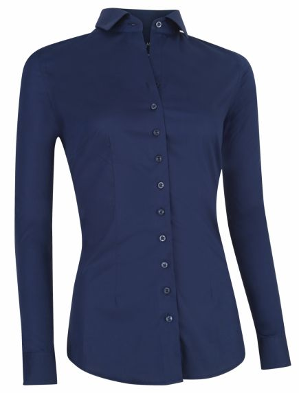 Nosta Navy Business Blouse