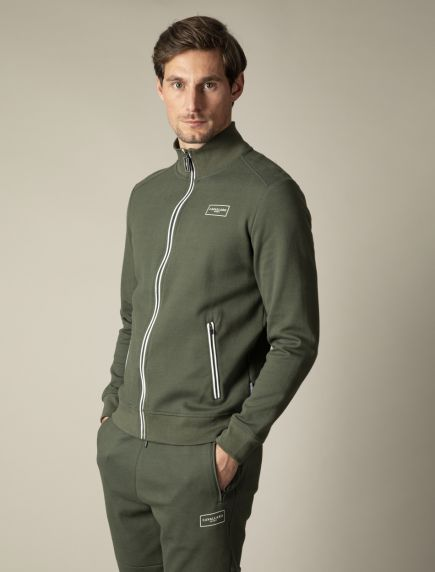 Cavallaro Sport Zip Sweat