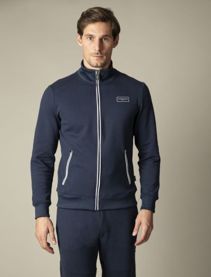 Cavallaro Sport Zip Sweat