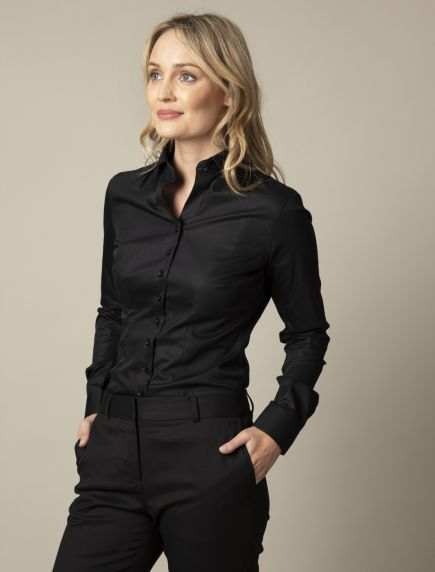 Nosta Nero Business Blouse