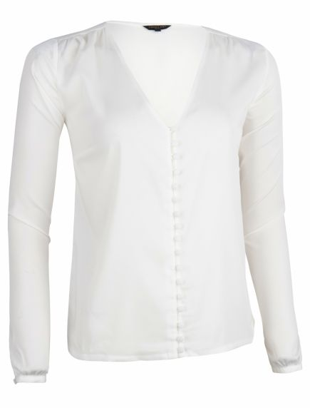 Ginza v blouse