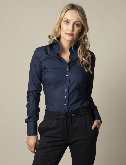 Navy NOS Blouse