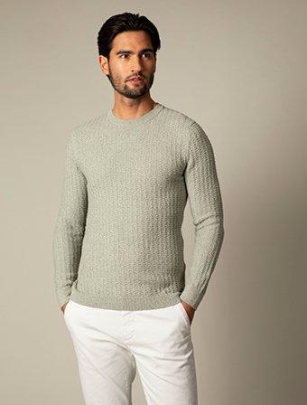 Heren knitwear